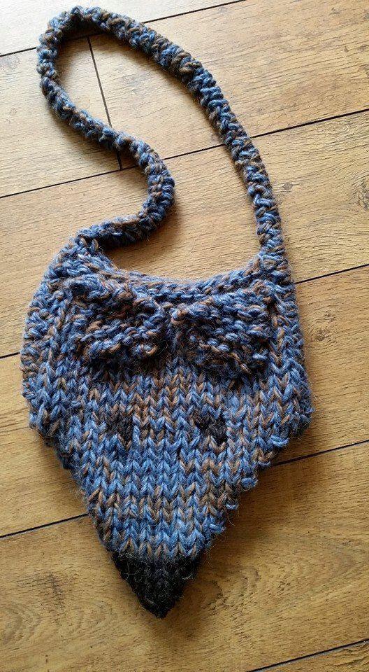 Greyhound Head Tote Bag knitting pattern FREE UK Postage | Knit ...