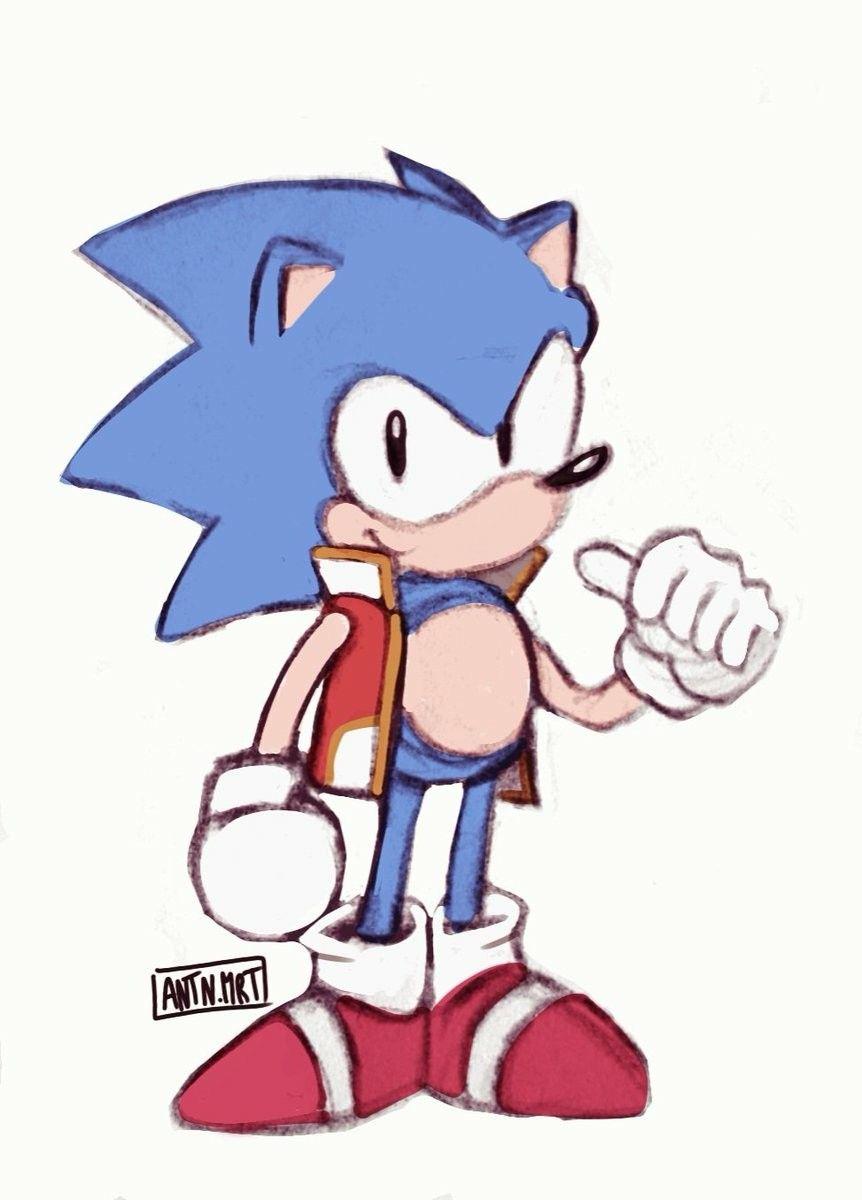 Pin By Sonic Kris On Sonic The Hedgehog Classic Sonic Sonic Fan Art Sonic Art
