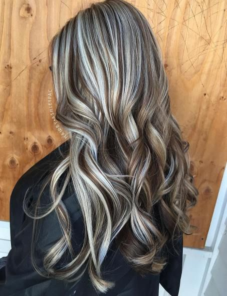40 Shades Of Grey Silver And White Highlights For Eternal Youth