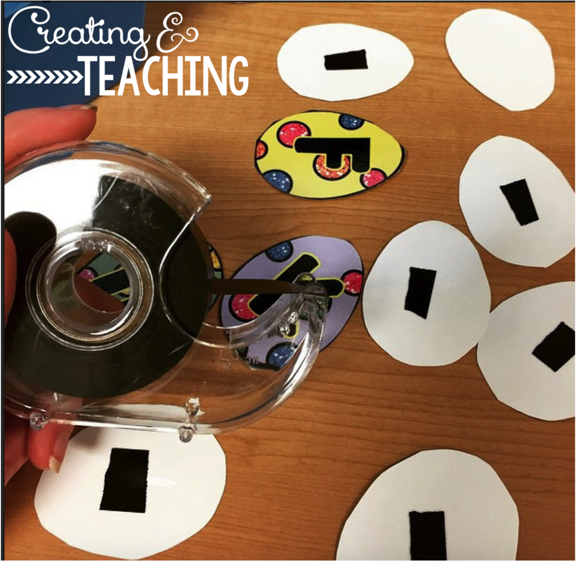 Magnetic Tape Elementary Special Education Classroom Magnetic Tape Special Education Elementary