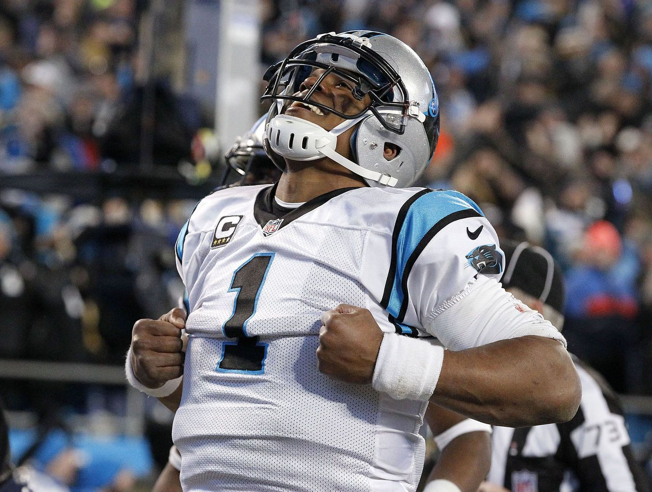 Video 1st Grade Class Celebrates Super Bowl Bound Panthers With Song And Dab Panthers Super Bowl Cam Newton