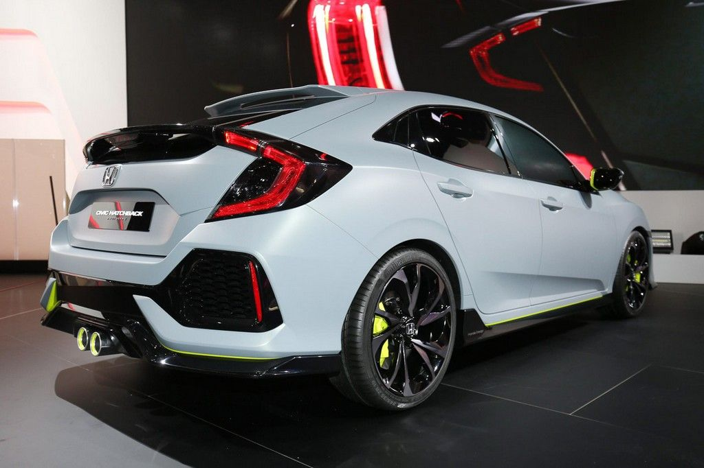 2019 Honda Civic Type R Hatchback Honda civic type r