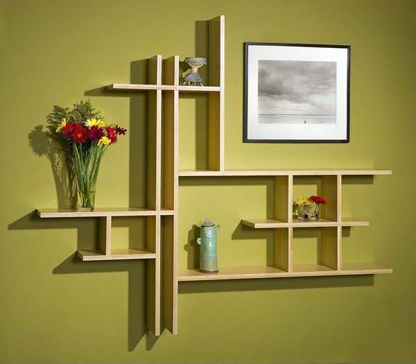 living room shelving ideas Google Search