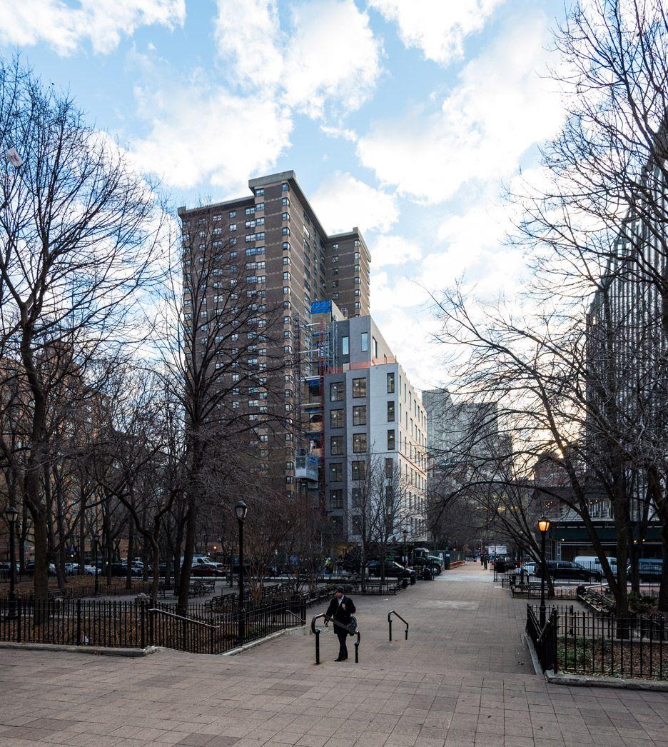 New York Architecture, Micro