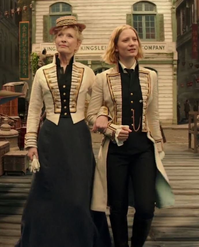 Alice Through The Looking Glass Alice And Her Mother Adrienne I