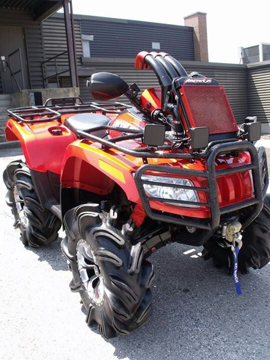 I will definitely have a four wheeler or two | My Life In 5