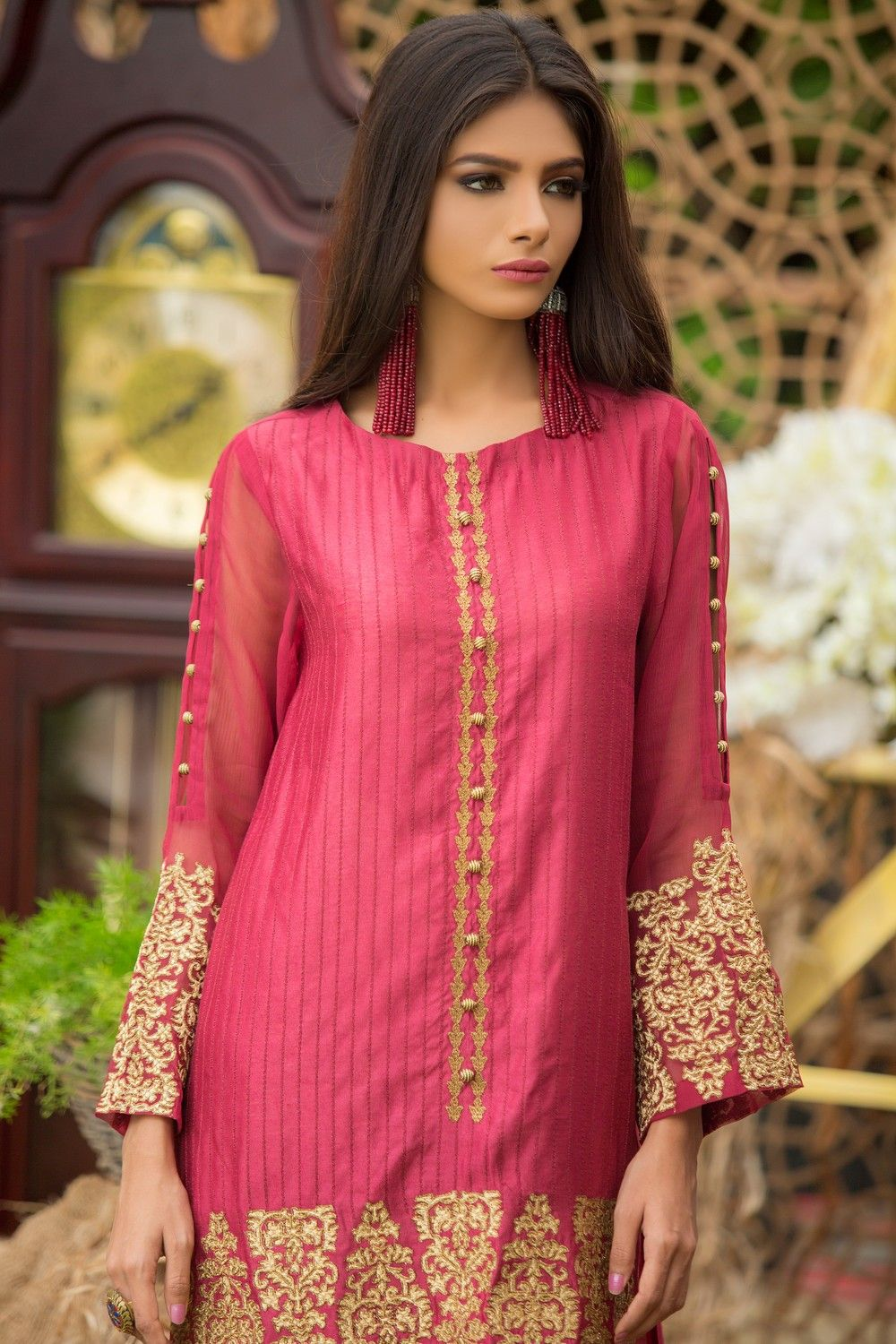 7afbb07a79 Pin by Nazia Ahmad on fashion Dresses in 2019 | Eid collection 2017 ...