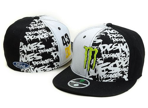 faeb434f0b0 Monster Energy Fitted Hat id110