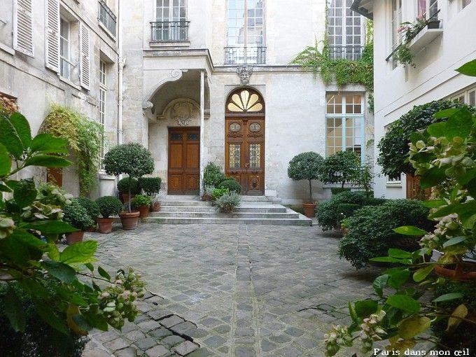 Paris dans mon oeil architecture et d coration - Cours de tapisserie d ameublement paris ...