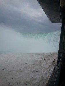 My trip to Niagara Falls, Canada