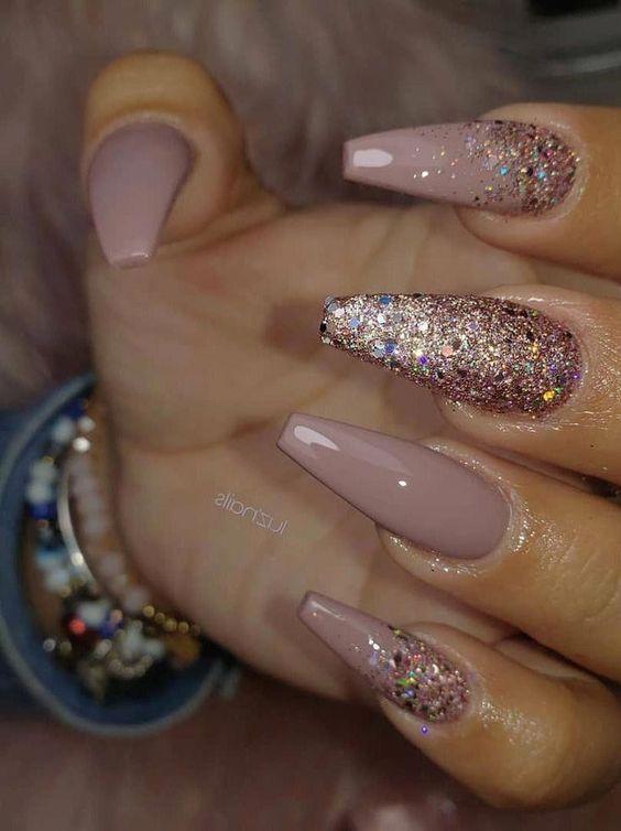 58+ die heißesten Nägel, die Sie jetzt ausprobieren möchten 2019 # Ankündigung ... Nageldesign-Ideen # Nagel - Nagel - Emma #Ankündigung #ausprobieren #die #Emma #heißesten #jetzt #möchten