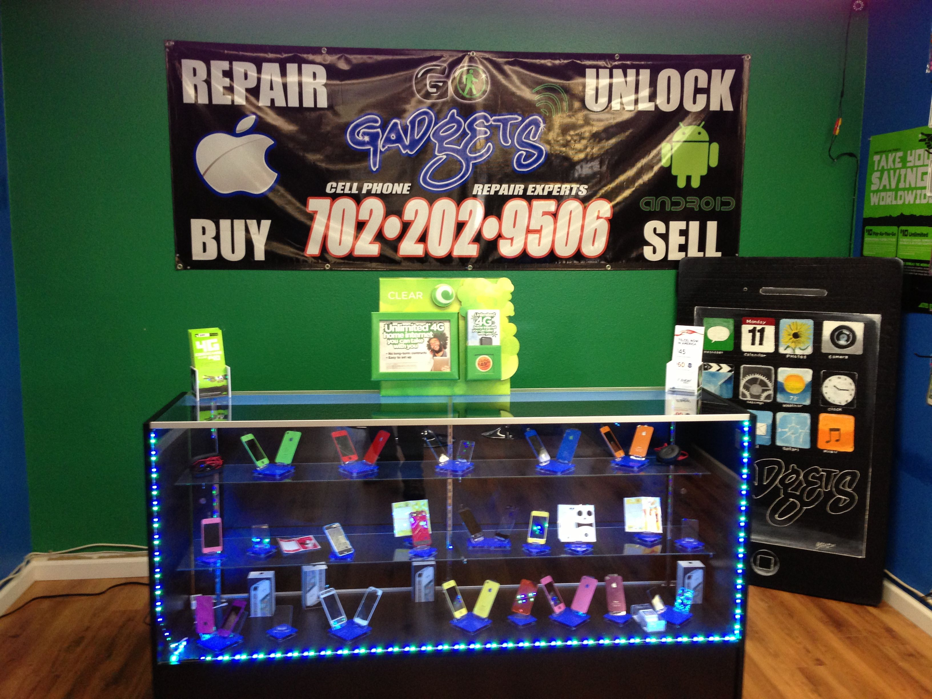 Go Gadgets is the Top Choice for Android Repair Las Vegas