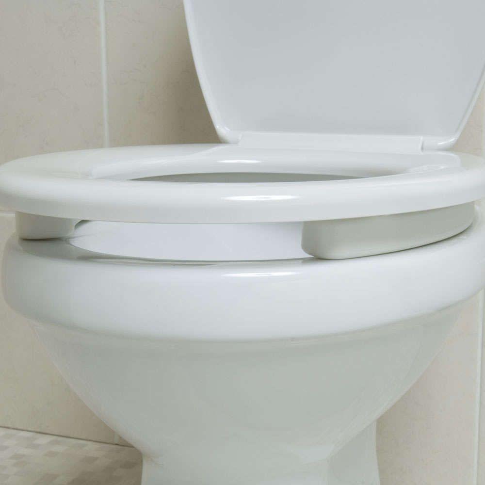 Nuvo Toilet Seat Raiser M11119 https://www.nrshealthcare.co.uk ...