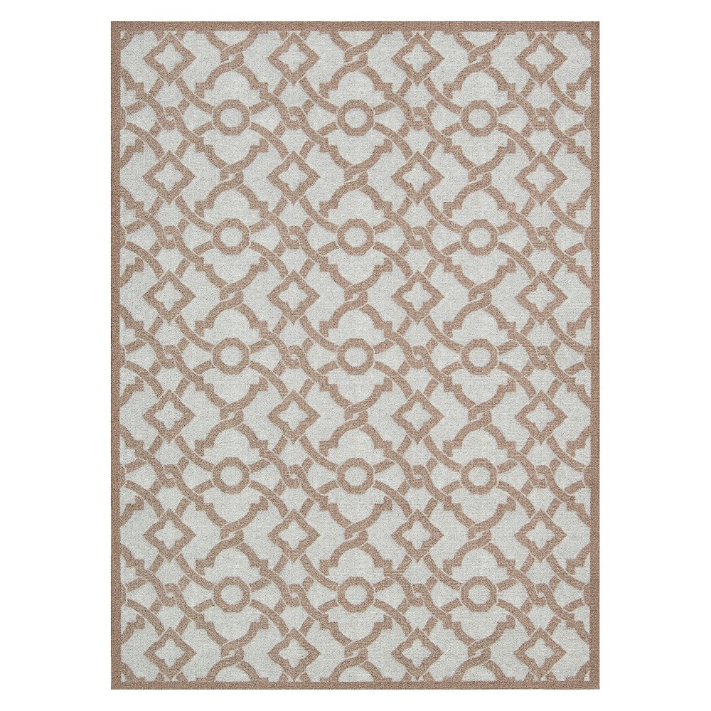 Waverly Tile Fretwork Rug Cream 4 X6 Products
