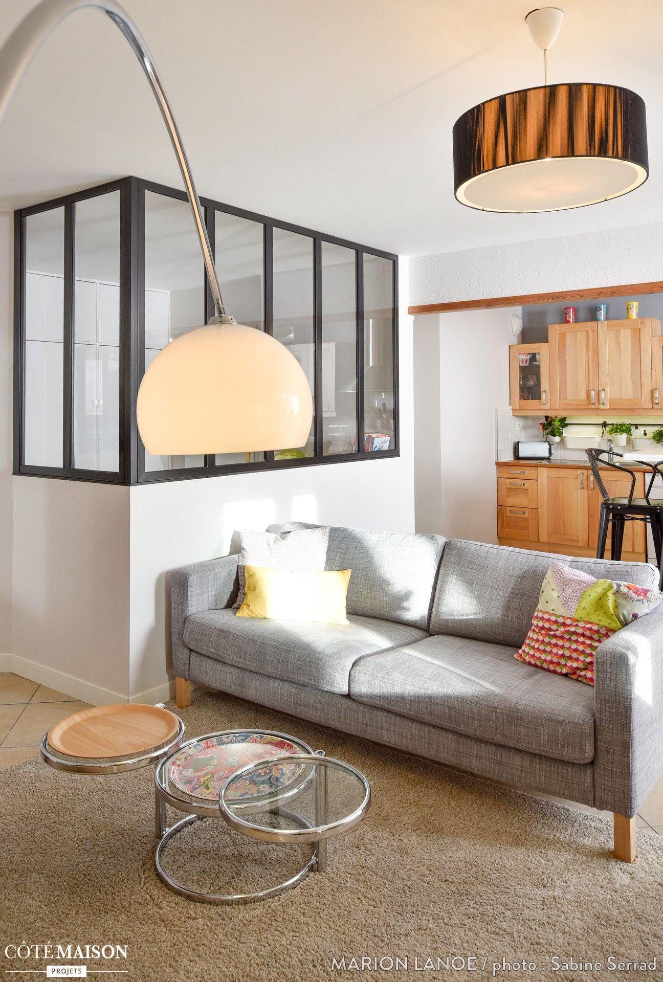 les propri taires de cet appartement ont fait appel moi pour cr er une chambre suppl mentaire. Black Bedroom Furniture Sets. Home Design Ideas