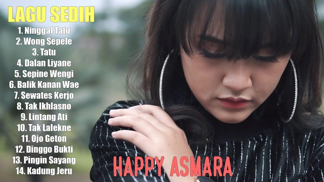Lagu Sedih HAPPY ASMARA Bikin Nangis !! [ Full Album
