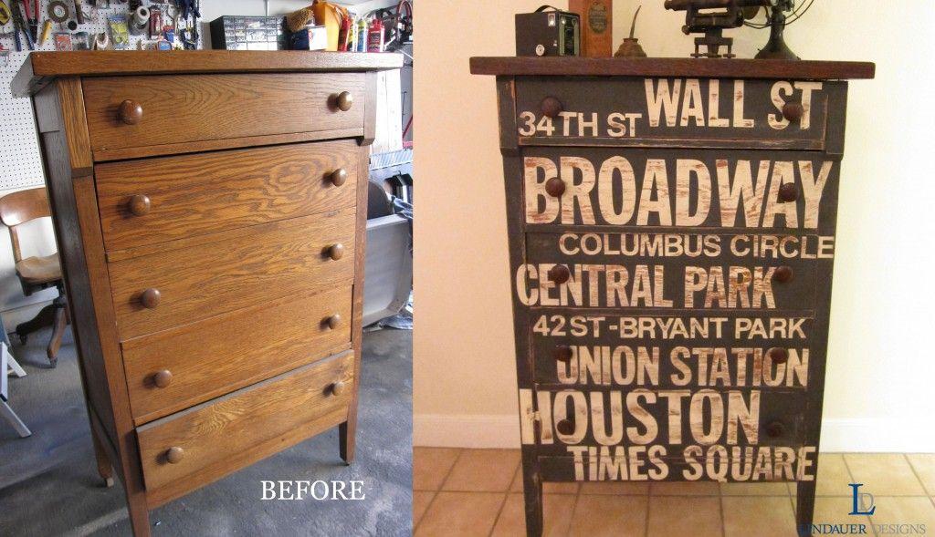 Pin de adriana wilde en BAULES Pinterest Muebles reciclados - muebles reciclados