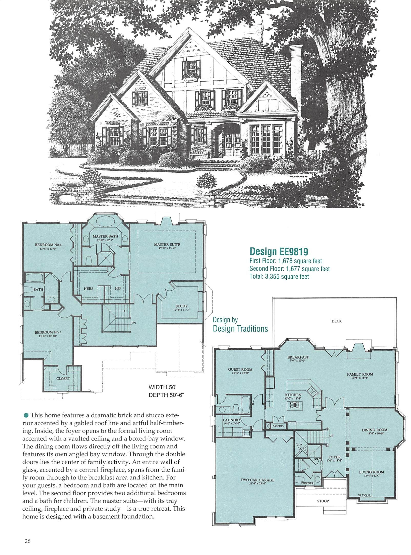 Southern Home Plans Page 027 Southern House Plans House Plans Floor Plans