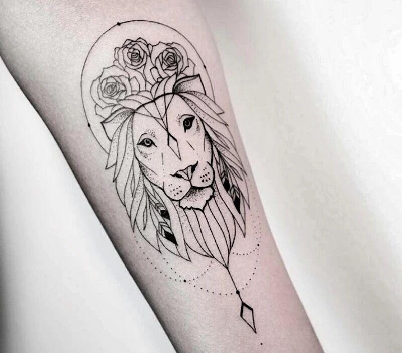Pin De Cele Pacheco En Leones Tatuajes Leones Tatuajes Pequenos Y