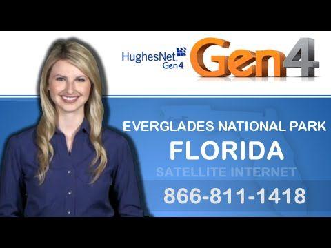 Everglades National Park FL Satellite Internet HughesNet packages deals and offers