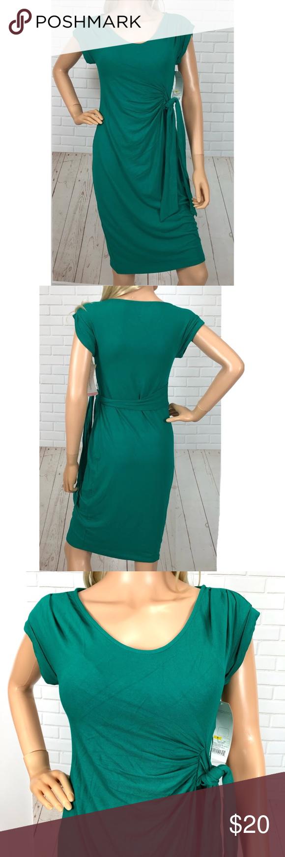 Liz Lange Maternity Green Cap Sleeve Dress S Liz Lange Capped Sleeve Dress Dresses [ 1740 x 580 Pixel ]