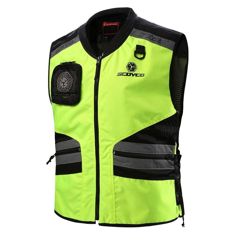 Roadway Safety Clothing Scoyco JK32 reflective protective