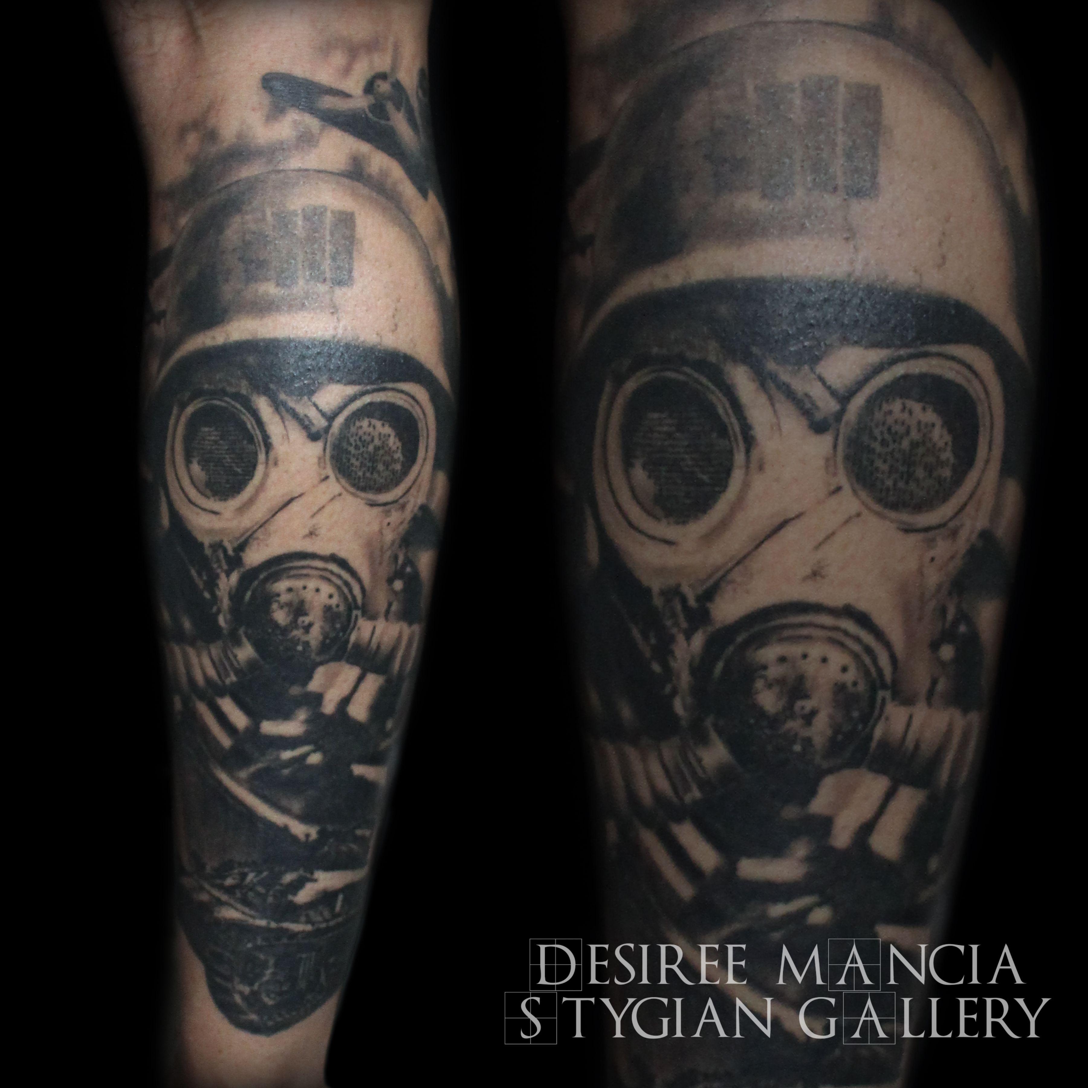 Desiree mancia tattooer at stygian gallery atlanta tank
