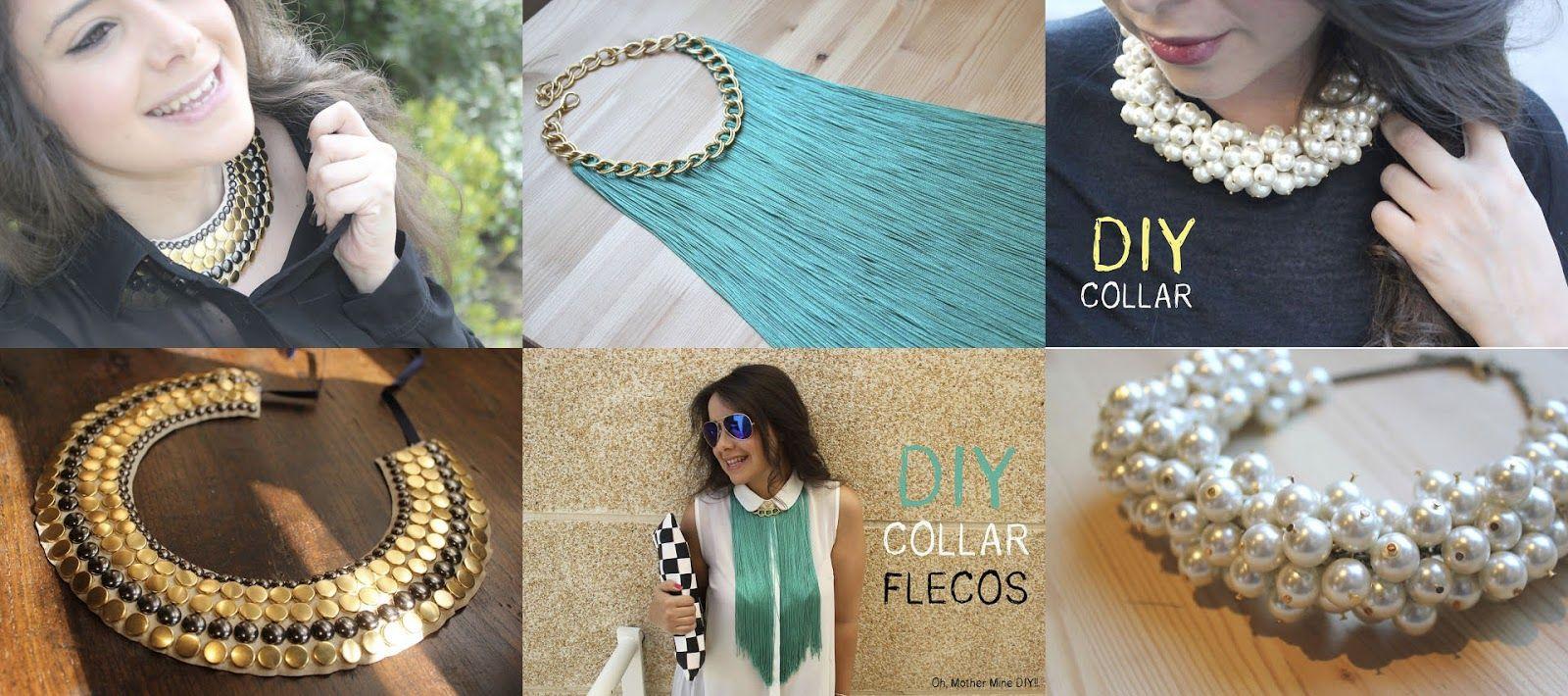 Los mejores collares DIY