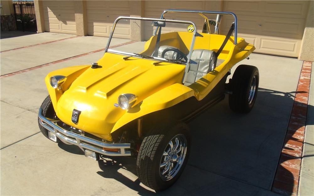 Dune Buggy Bumpers : Volkswagen custom dune buggy barrett jackson