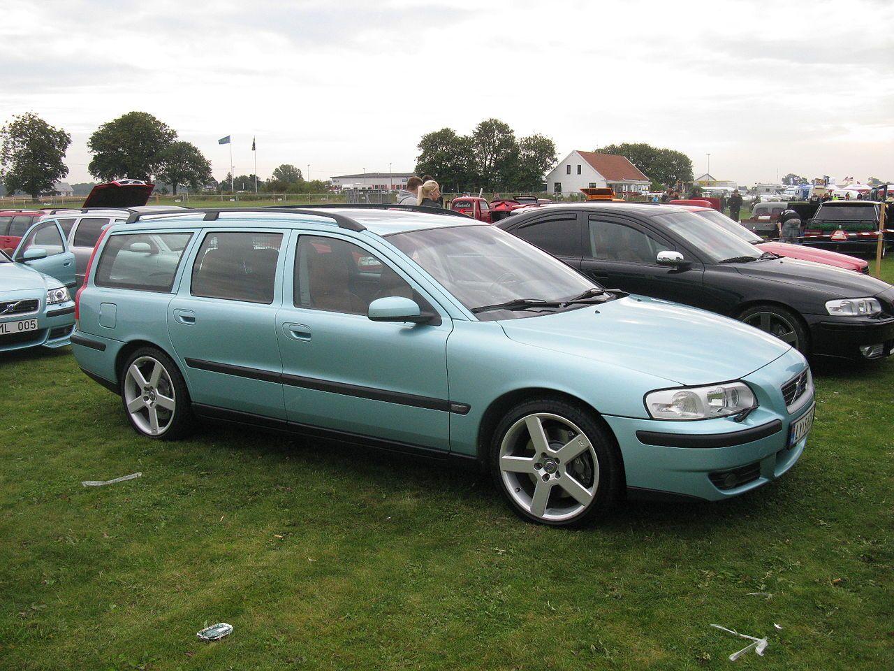 Volvo V70 R (9618322974) - Volvo V70 - Wikipedia, the free