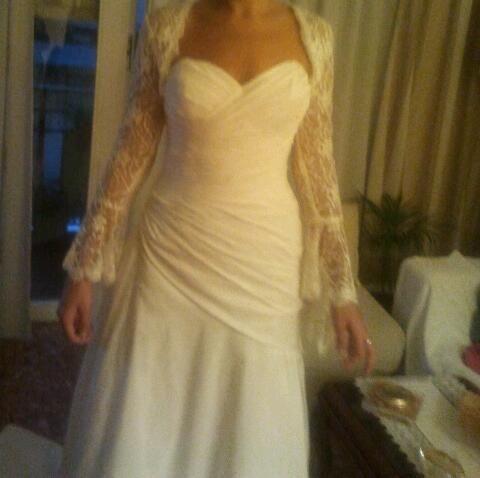 Nuevo vestido publicado! vendo vestido, torerita y zapatos ¡por sólo ...