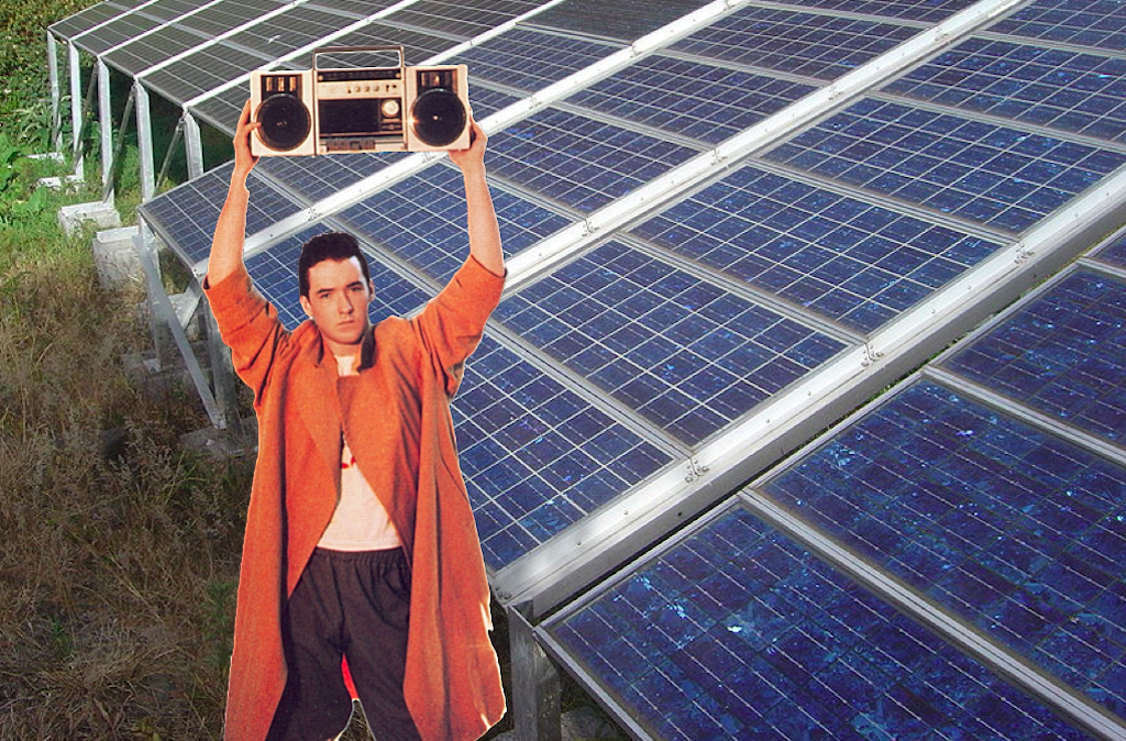 Solar Panels Get More Efficient When They Listen To Pop Music Solar Panels Solar Solar Energy Design
