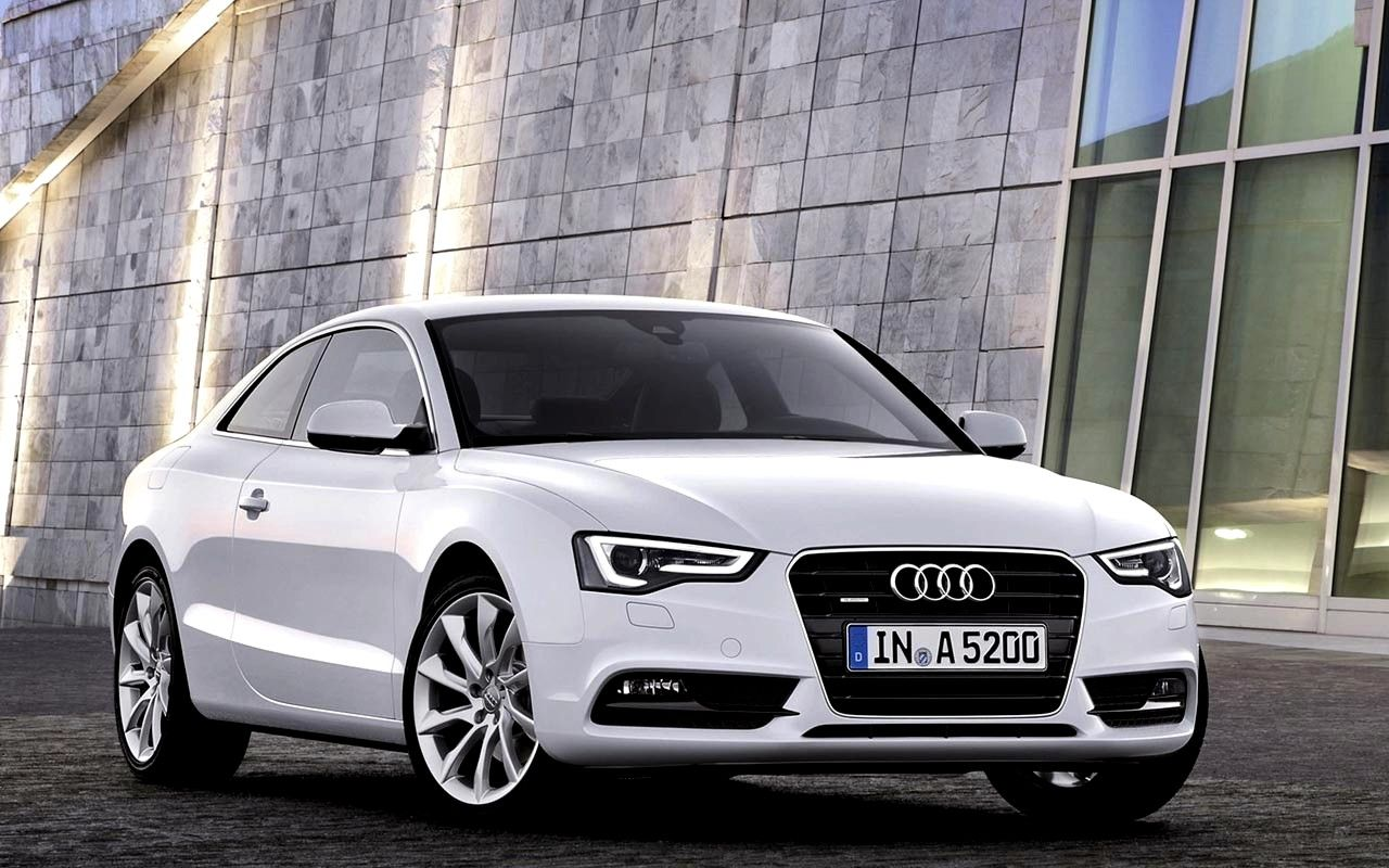 The new 2016 audi a5 will have an improving exterior with a sportier look the