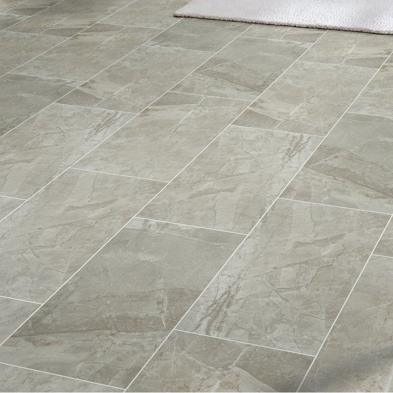 Vision 12 X 24 Ceramic Field Tile In Gray Ceramic Floor Tile Tile Floor Ceramic Floor
