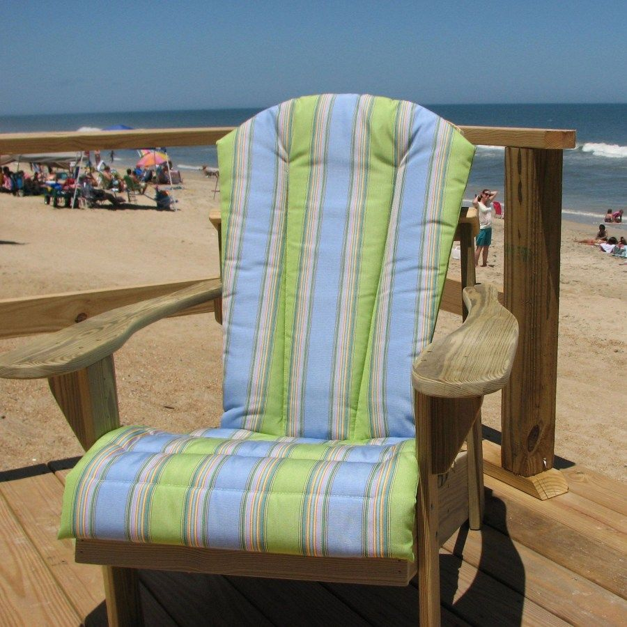 23 Brilliant Image Of Adirondack Chair Cushion Sewing
