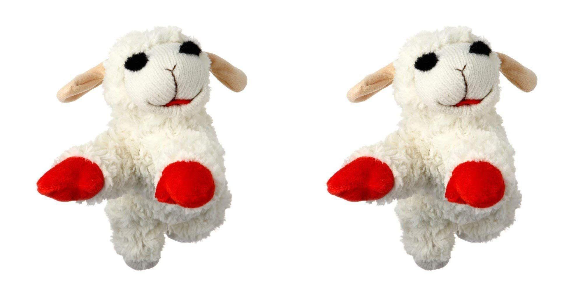 Multipet Lamb Chop Dog Toy Lamb Multipet Chop Toy Ad Dog