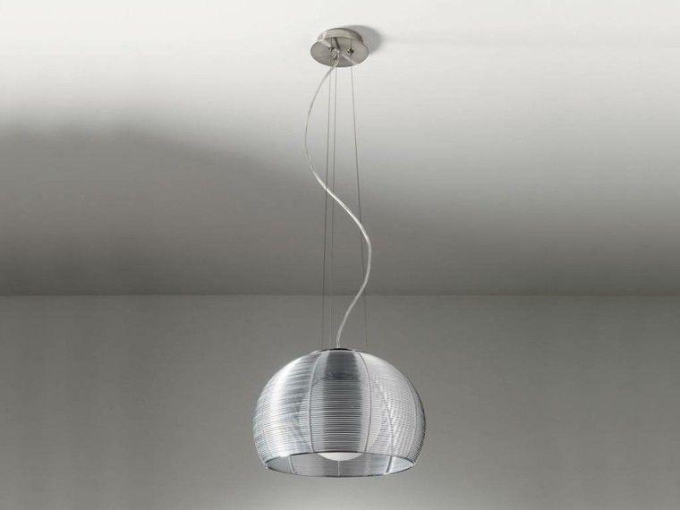 lamparas de techo ideas modernas iluminacion casa bonita - lamparas de techo modernas