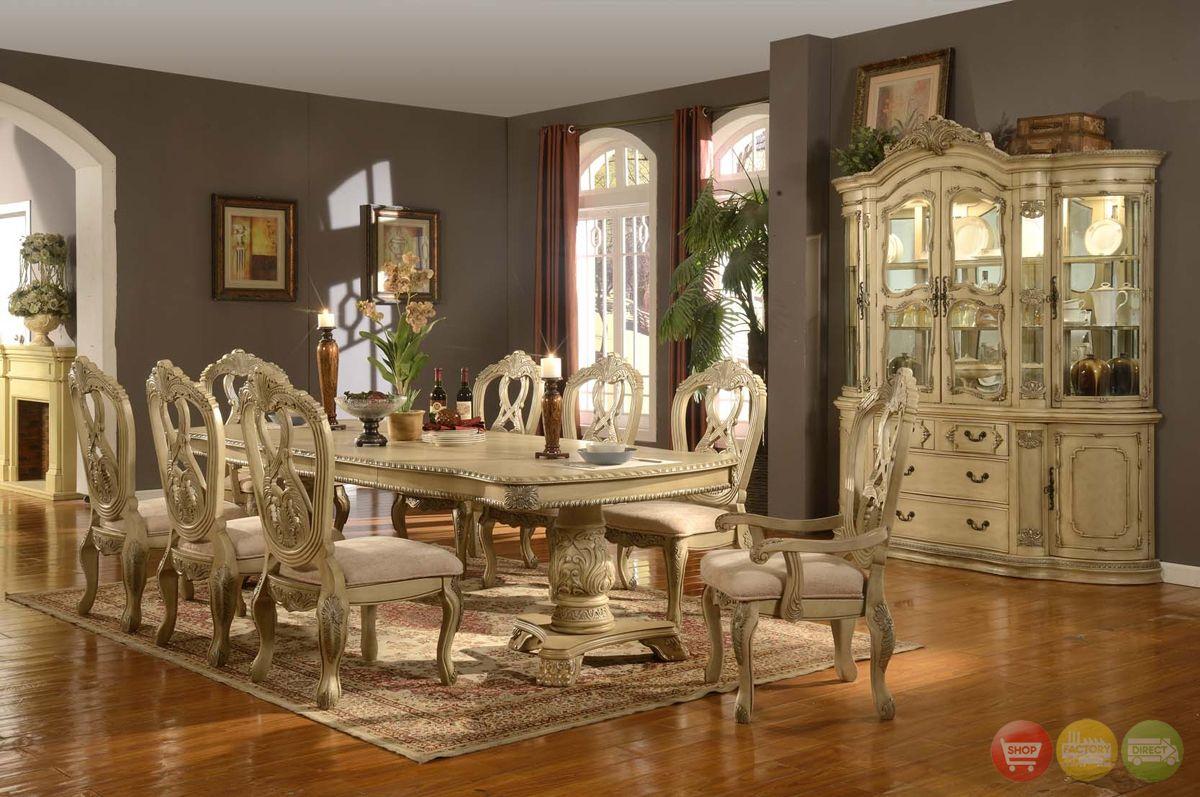 Décor for Formal Dining Room Designs | Formal dining rooms, Formal ...