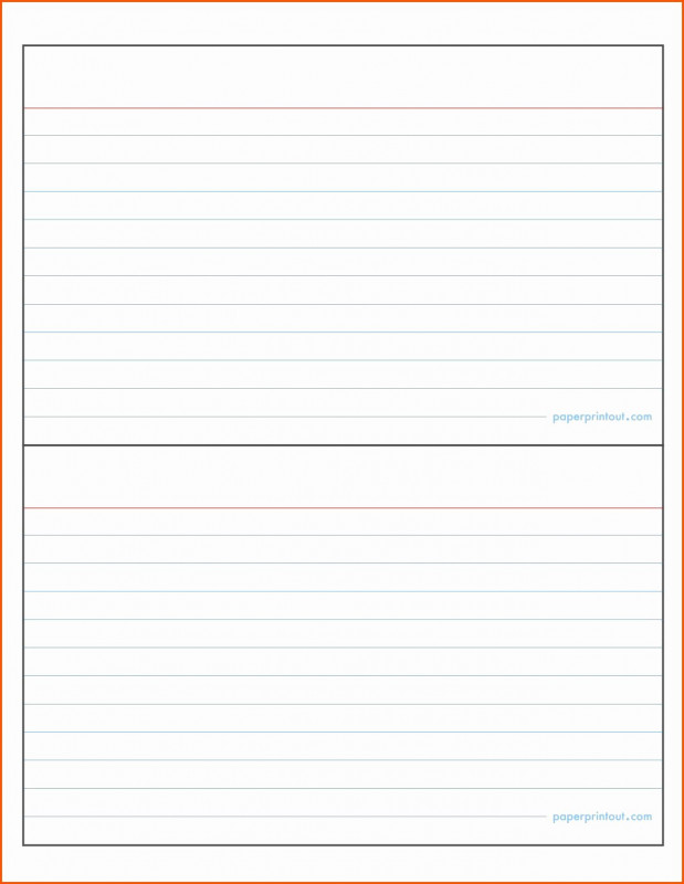 3x5 Blank Index Card Template Awesome 30 Google Docs Notecard Template Pryncepality Note Card Template Index Cards Card Template