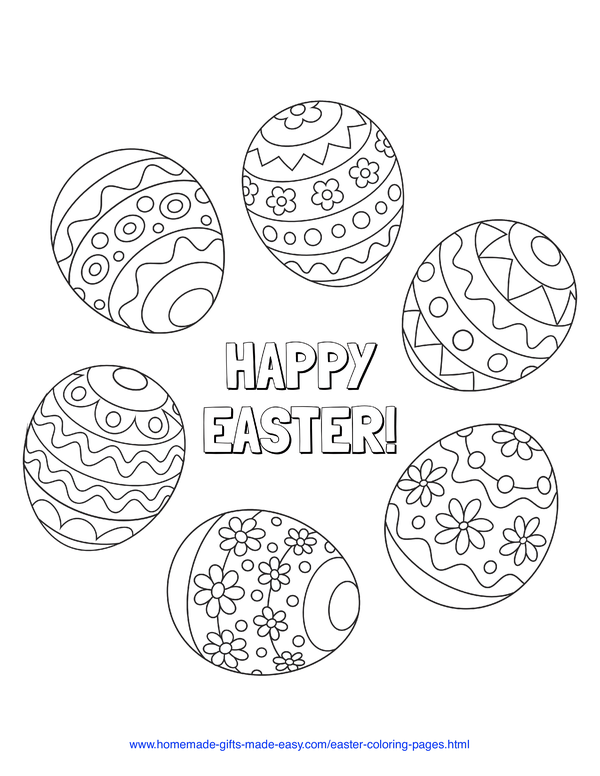 83 Best Easter Coloring Pages Free Printable Pdfs To Download Easter Colouring Easter Printables Free Easter Coloring Pages