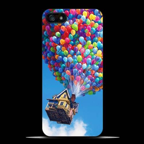 disney movie up balloon house protective case by casesncruisers