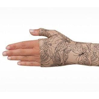 6049c7af73 Juzo Butterfly Henna Gauntlet | Fun and healthy | Hand tattoos, Hand ...