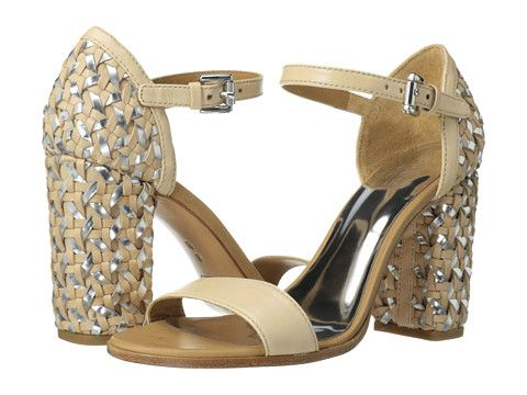 Womens Shoes COACH Terri Natural Calf