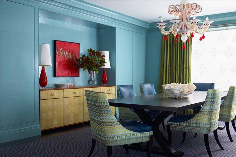 salas classicas em tons de verde - Pesquisa Google