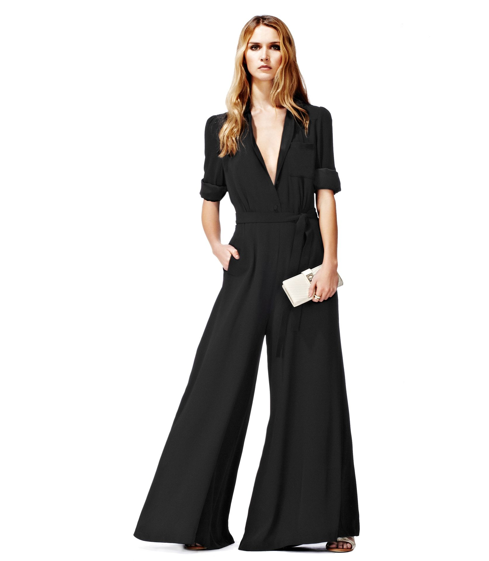 Not Sure About Wearing A Jumpsuit But If I Did This Is What I Would