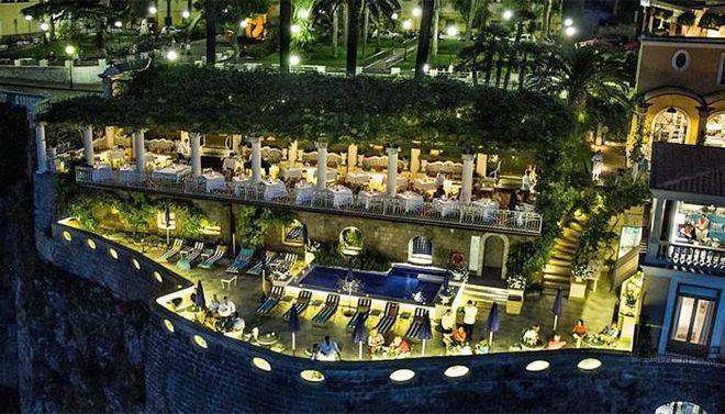 Η νέα λίστα με τα καλύτερα ξενοδοχεία στον κόσμο όπως αυτή