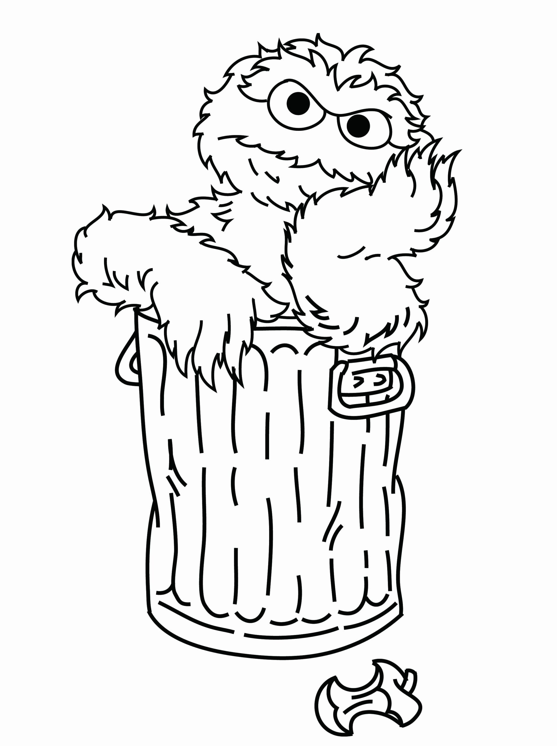 Sesame Street Printable Coloring Pages Beautiful Coloring