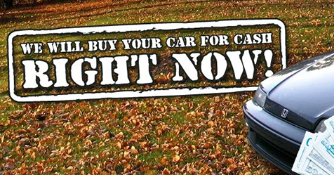 We Will Buy Your Car For Cash Right Now! Call Now (954