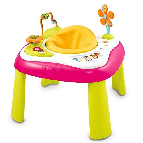Smoby 110206 Cotoons Youpi Baby Rose Amazon Fr Jeux Et Jouets Baby Toys Baby Gear Baby