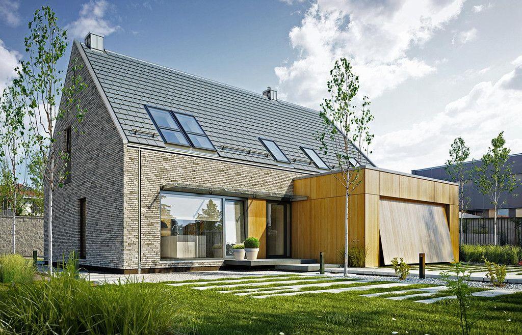 Fantastisch Projekt Atrakcyjny 1 Haus Bauen, Neubau, Umbau Scheune, Scheune Wohnen, Haus  Grundriss